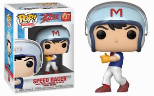 Funko Pop Animation Speed Racer Speed in Helmet #737 Figure NIB