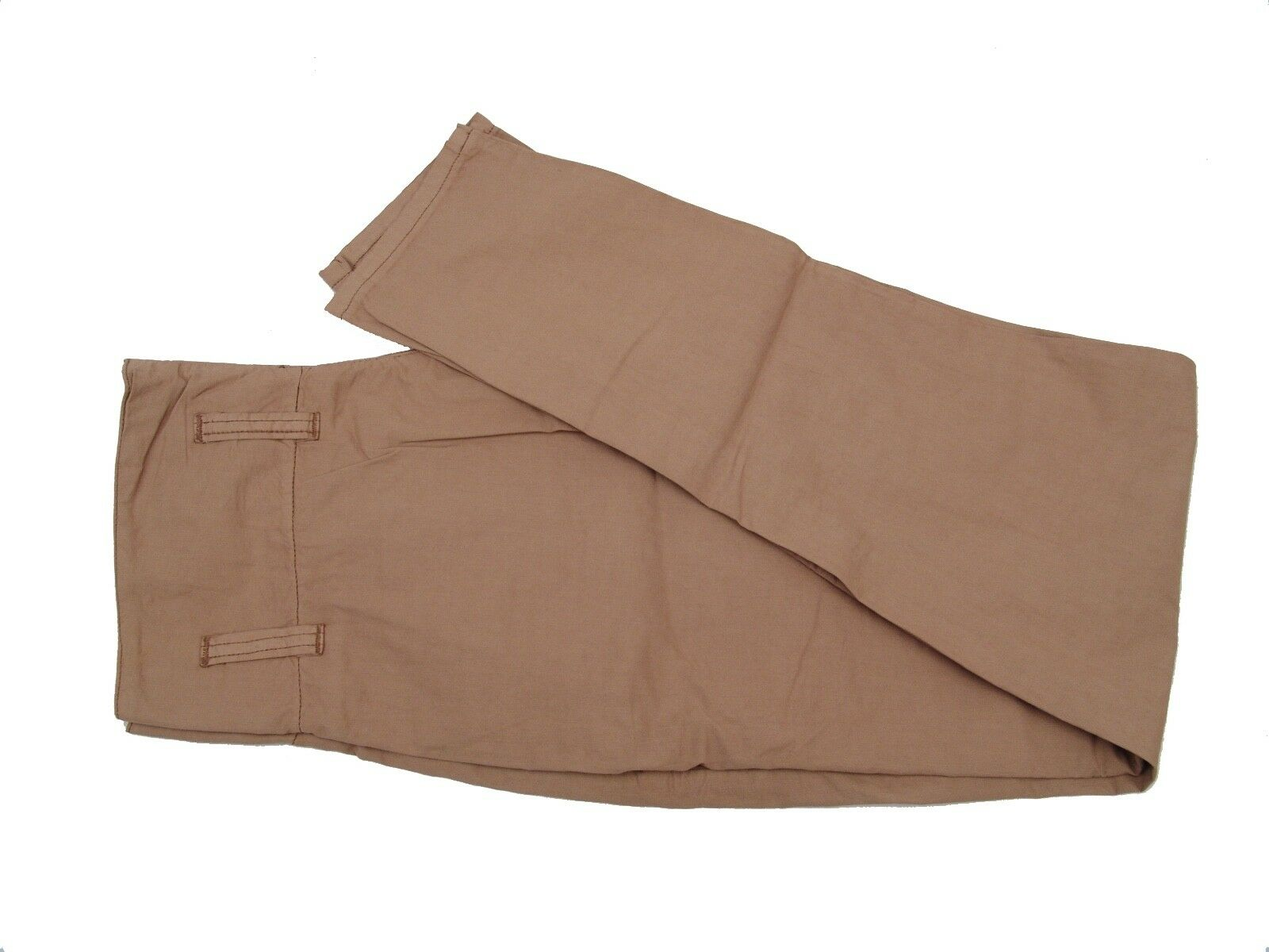Authentic Belstaff Maputo Panama Cotton Pants Mens Trousers