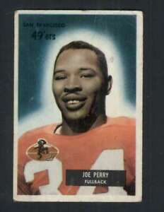 1955-Bowman-44-Joe-Perry-VG-VGEX-49ers-89248
