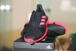 e4b34fb9d7c Image is loading ADIDAS-RACQUETBALL-TENNIS-SHOES-COURTJAM-BOUNCE-MENS-SIZE-