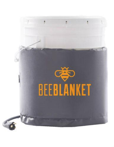 BB05 - Bee Blanket 5 Gallon Pail Heater w/Fixed Thermostat 110°F, 120V, 120 Watt