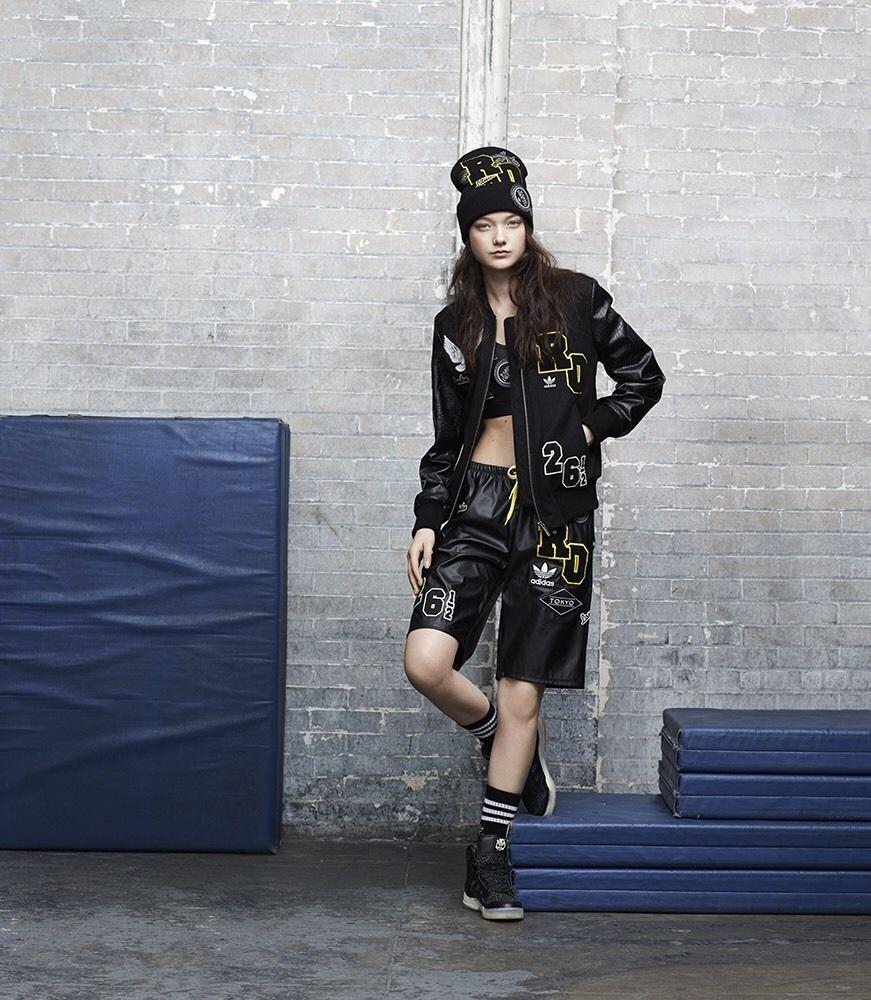 Adidas Originals + Rita Ora Bankshot Women's shoes M19064 Comfortable