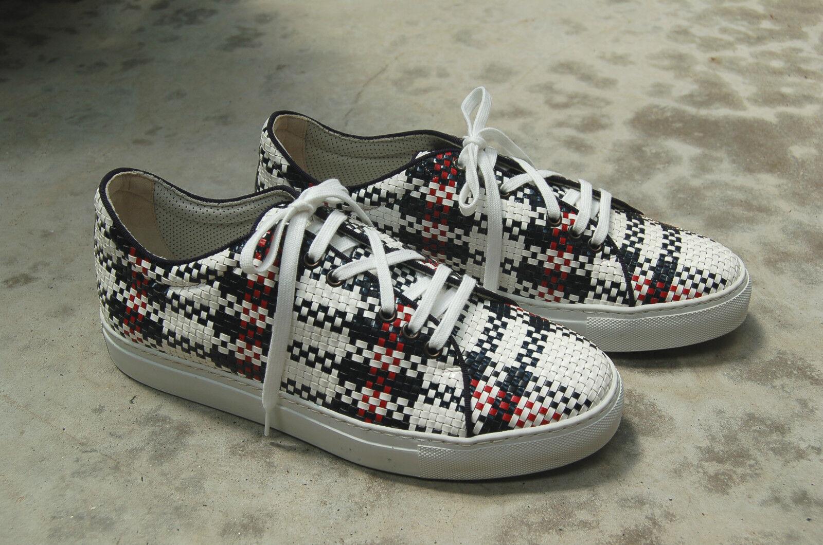 comprare a buon mercato MAN - scarpe da da da ginnastica - MULTI colore LEATHER CROSS - RUBBER SOLE  acquisto limitato