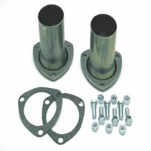 """2-1//2/"""" Exhaust System Hedman Hedders 21141 3/"""" Uni-Fit Flange Header Reducers"""