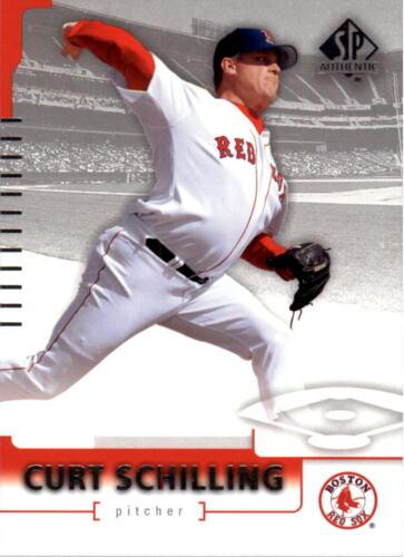 *GOTBASEBALLCARDS 2004 SP Authentic Baseball #1-191 Your Choice