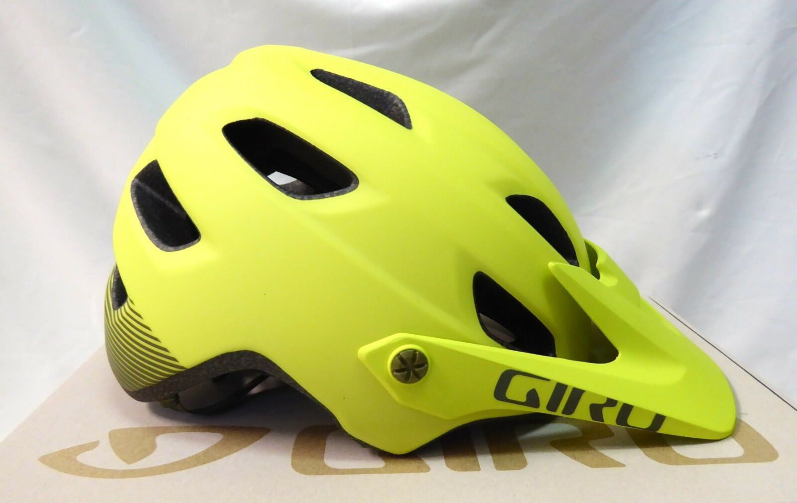 Giro Chronicle MIPS MTB  Cycling Helmet Matte Citron Heatwave Large  best prices and freshest styles