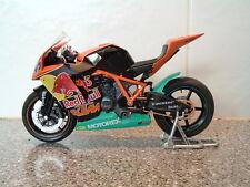 1:12 KTM RC8 RC 8 RED BULL RACING SUPERBIKE CHAMPIONSHIP TOY MODEL MOTORBIKE