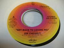Rock UNPLAYED NM! 45 JIM CHESTNUT Get Back To Loving Me on ABC