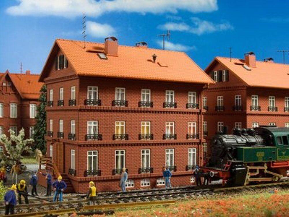HS HS HS  Vollmer 43805 Eisenbahner-Wohnhaus  Bausatz 3805  | Deutschland Frankfurt  3e94db