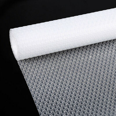 Non Slip Mat Drawer Liner Kitchen Cupboard Shelf Protect Underlay Pad Durable S3
