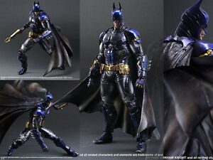 DC-Comics-Game-Anime-Play-Art-Kai-Batman-Arkham-City-Action-Figure-Figurine-27cm