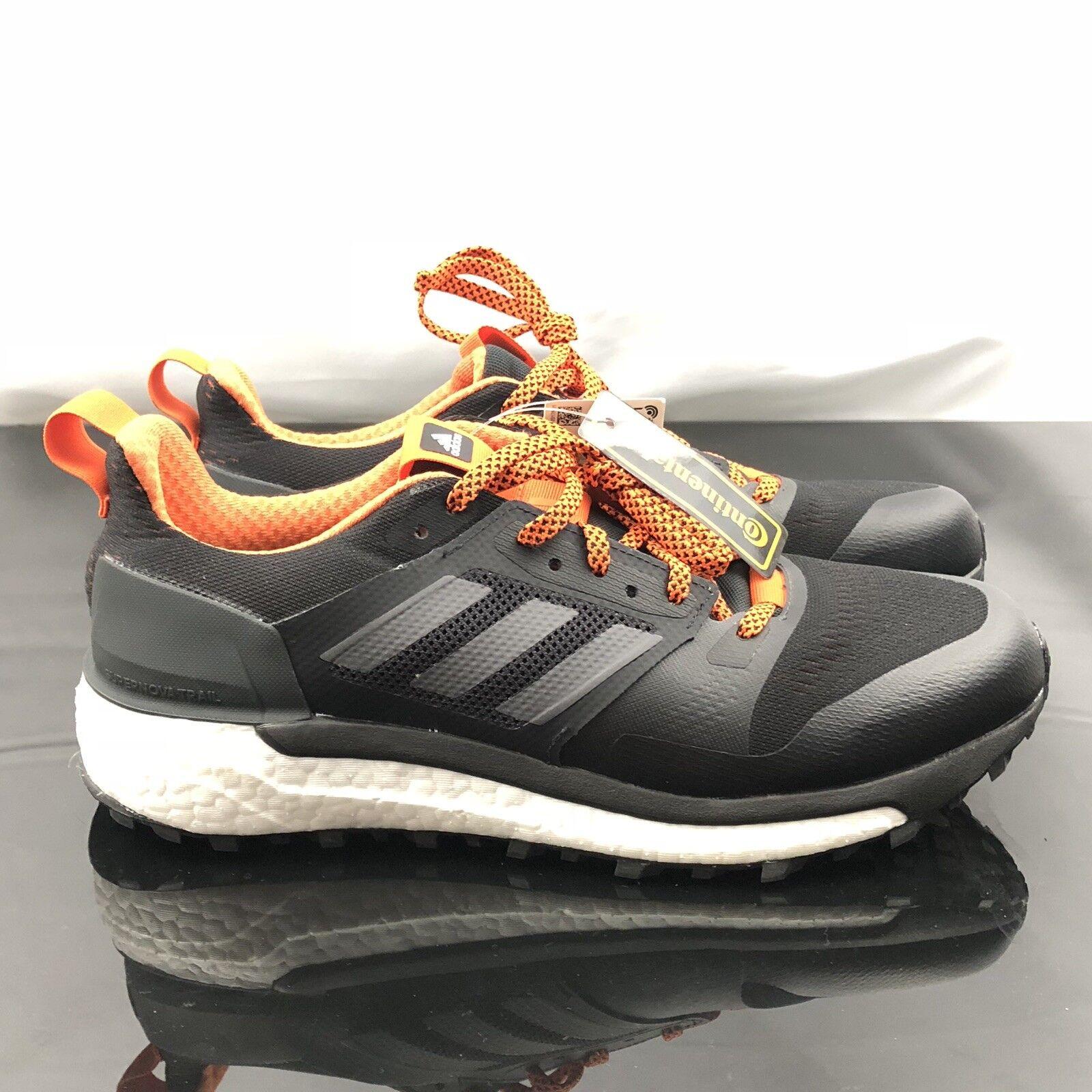 Adidas Supernova Trail Running Shoes Uomo Size 9.5 CG4025