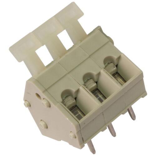 4 PTR ak3001 printklemme 3 Broches Connecteur Borne 2,5 mmâ² 5 mm anreihklemme 855591