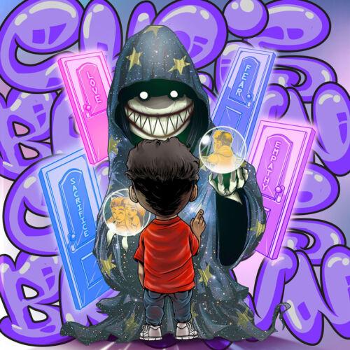 "Chris Brown Undecided Art Poster 32x32/"" 24x24/"" 18x18/"" New Music 2019 Silk"