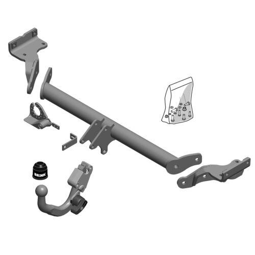 Brink Towbar for Kia Sportage 2015-2018 Detachable Tow Bar