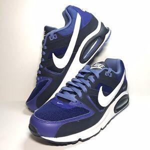 Details about Men's Nike Air Max Command 2019 Size 9 Royal Blue Black White 629993 410