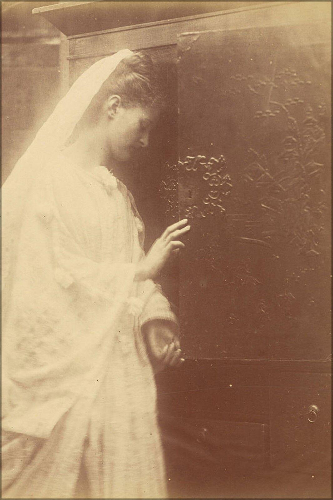 Poster, Molte Misure; Enid da Julia Margaret Cameron Cameron Cameron 1874 0cba01