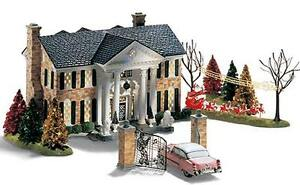 Graceland-Elvis-Presley-NEW-Department-Dept-56-Snow-Village-SV
