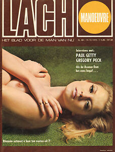 MAGAZINE-DE-LACH-1970-nr-42-HOT-TUNA-ARABELLE-MASTERS-PAUL-GETTY-ANNA