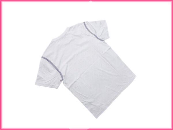 Francesco Biasia T-Shirts Weiß Grau Herren  Herren Grau Authentic Used F1300 0f85cd