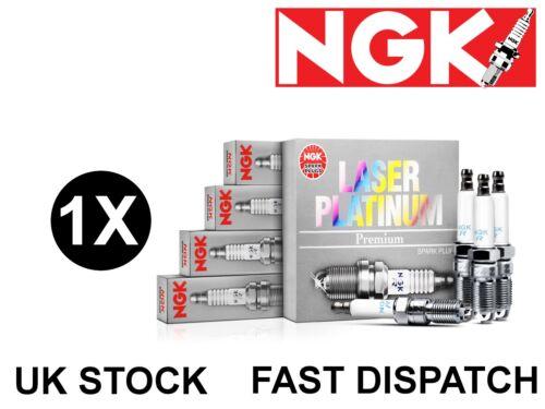NGK Laser Platinum Spark Plug PFR7G-11S 7772 gratis P /& p *