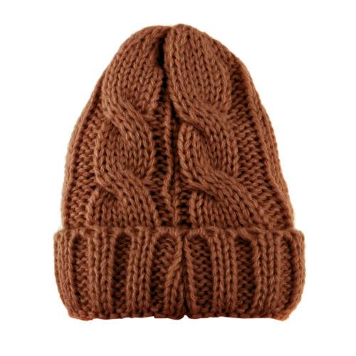 1//6 Girl Doll Warm Hat Beanie Knitted Hat Cap for Blythe Dolls Garment