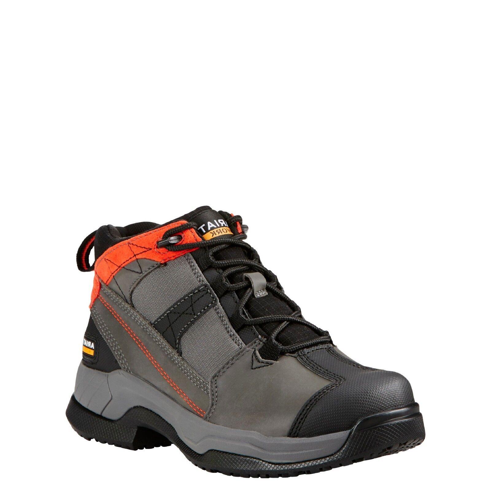 Ariat ® Damas contendiente grafito botas de trabajo 10018572