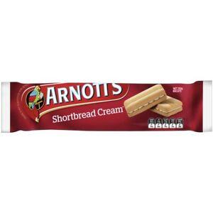 Arnott's Shortbread Cream Biscuits 250g