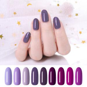 Nail Gel Harunouta 12ml Gold Shimmer Gel Polish Glitter Soak Off Uv Gel Purple Semi Permanent Nail Art Varnish Manicure Lacquer Beauty & Health