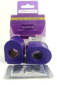 Powerflex Front AntiI Roll Bar Inner Mount 20mm PFF60-202-20