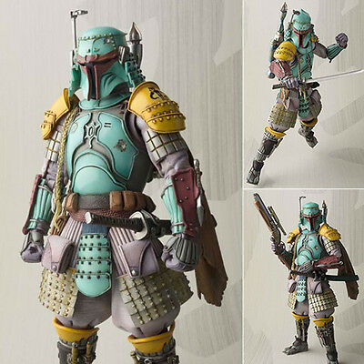 Meisho Movie Realization Rounin (Ronin) Boba Fett from Star Wars Bandai Japan