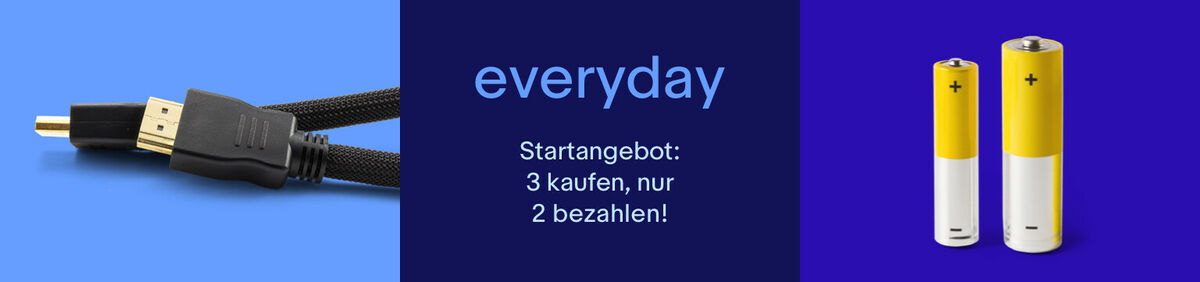 eBay EveryDay ist da!