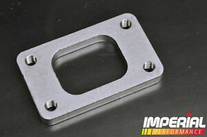 T3-turbo-flange-spacer-TAPPED-BOLT-HOLES-12mm-stainless-steel