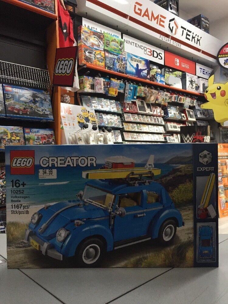 Lego Creator Maggiolino Volkswagen NUOVO SIGILLATO