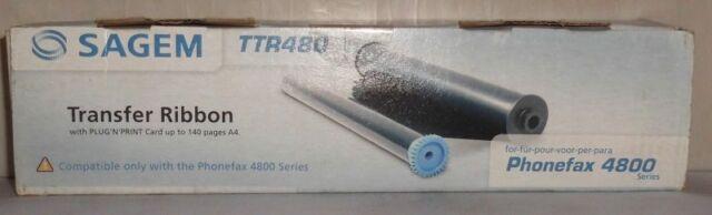 Faxrolle 45m für Sagem Phonefax 320 Sagem Phonefax 320 Series
