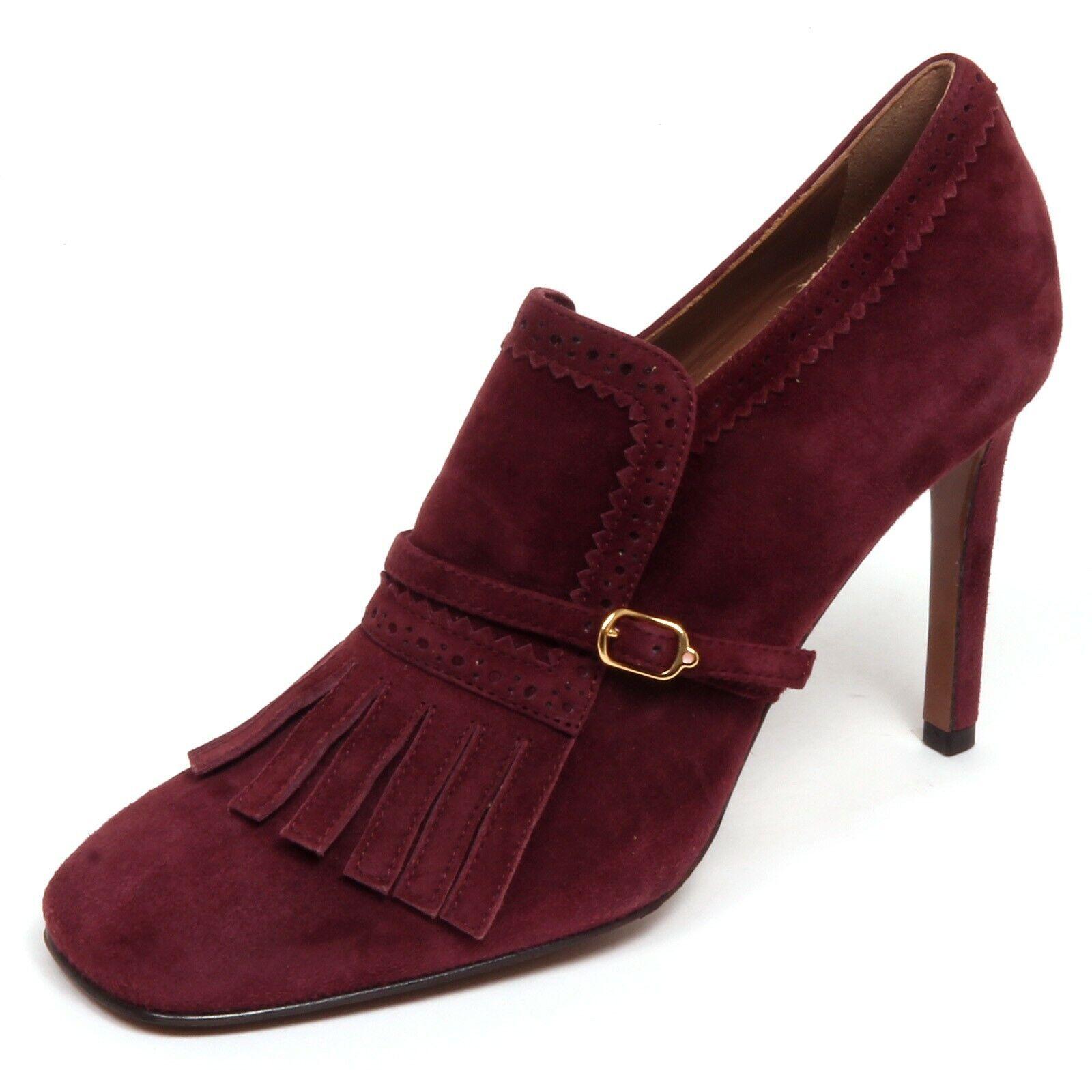 F6296 Decoletage kvinnor Bordeaux I 'autre Chose skor skor skor mocka skor kvinna  presentera alla senaste high street mode
