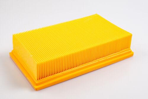 Staubsauger//Flachfaltenfilter für Bosch 2 607 432 034 Bosch 2607432033