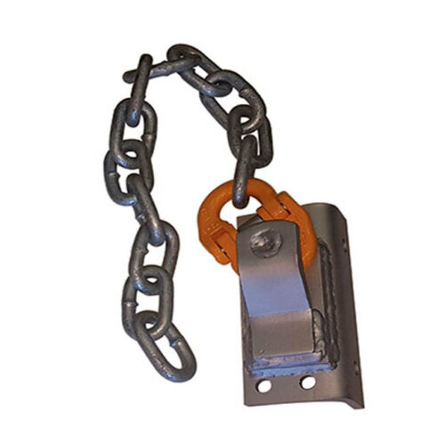 Safety Chain Holder for Aluminium Chassis