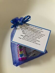BROTHER-IN-LAW'S SURVIVAL KIT FUN NOVELTY GIFT BIRTHDAY STOCKING FILLER GIFT