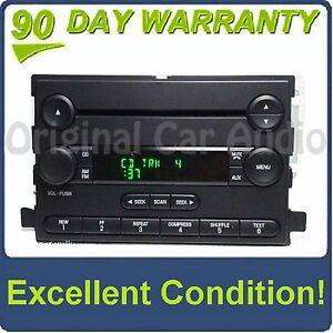 07 ford f150 radio