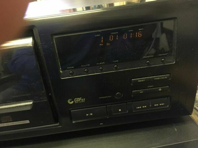 Changer Pioneer PD-F506 25 Disc CD Player