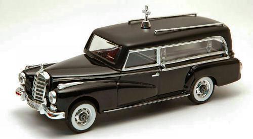 Mercedes 300 D Pompe Funebri 1960 1 43 Model RIO4137 RIO