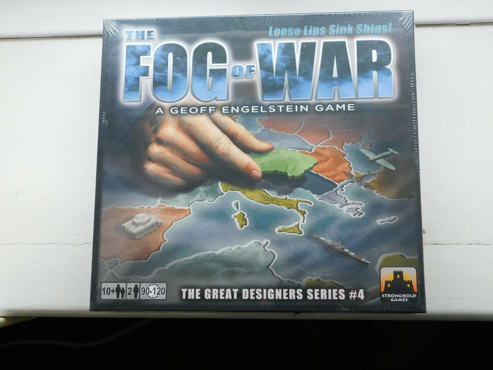 The Fog Of Of Of War Board Game 51e256