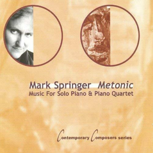 MARK SPRINGER-METONIC CD NUOVO