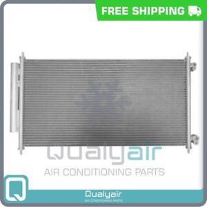 Brand-New-A-C-Condenser-Drier-for-Honda-Civic-Acura-ILX-2012-15-CM545031