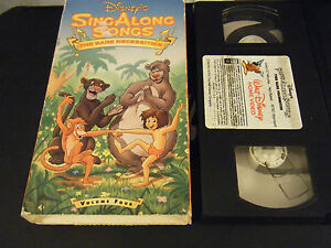 fcbdc3cab Disney s Sing Along Songs - The Jungle Book  The Bare Necessities ...