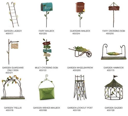 Miniature Fairy Garden Accessories Department 56 Enchanted Guardians
