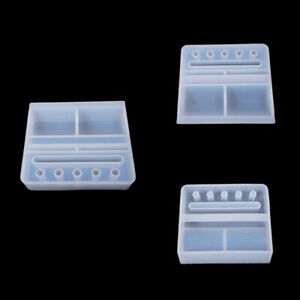 1-Mobile-Phone-Storage-Box-Pen-Holder-Silicone-Mould-Epoxy-Resin-Craft-DIY-Mold