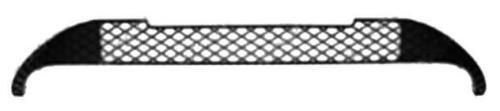 MERCEDES BENZ A W176 12 Stoßstange Gitter Blende Vorne Mitte Unten