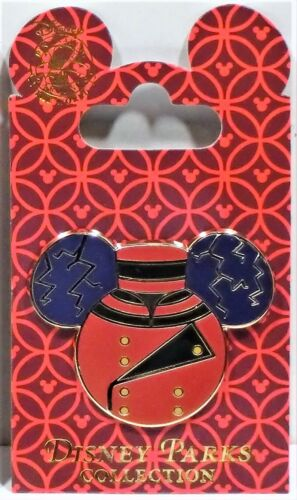 Disney Hollywood Tower Of Terror Hotel HTH Mickey Ears Icon Bellhops Pin NEW HTF